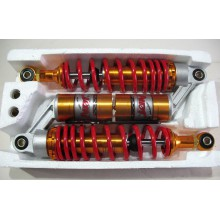 Амортизаторы с подкачкой ,DELTA/ACTIV/ALPHA , длина 340 мм , комплект