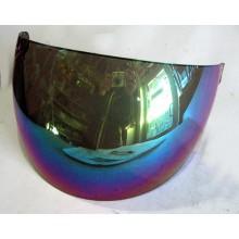 Стекло  открытого шлема тонированное