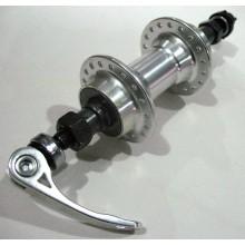 Втулка задняя алюминиевая, под эксцентрик, модель 203 , 36Н , серебро