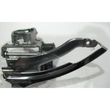 Переключатель скоростей  передний SHIMANO FD-TY22 , нижняя тяга , хром