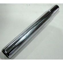 Труба под седло ,ф 25.4 ,длина 200 мм  , хром