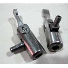 Насадка для шланга алюминиевая