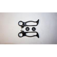 Рога алюминиевые модель 01-04