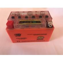 Аккумулятор  7A/12V  гель с индикатором , OUTDO ,  год выпуска 04.03.2019