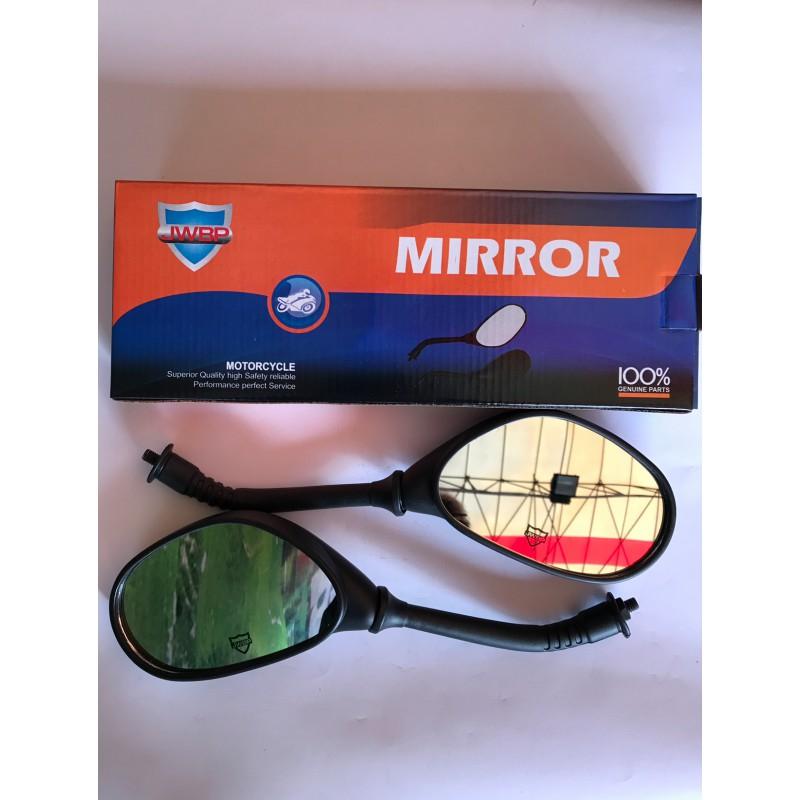 Зеркало DIO 50 ,резьба М8 ,черные ,пара